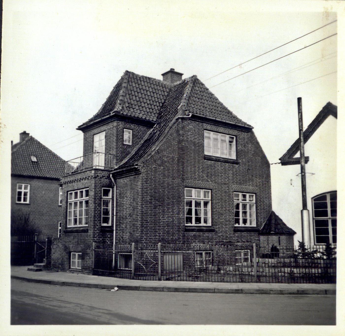 Vrå Elværk 1950\'erne